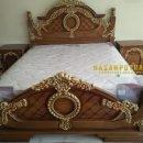 Set kamar Tidur Jati Full Ukiran