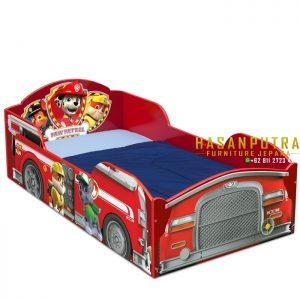 Tempat Tidur Anak Karakter Mobil