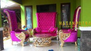 Set Kursi Sofa Ukir Princes