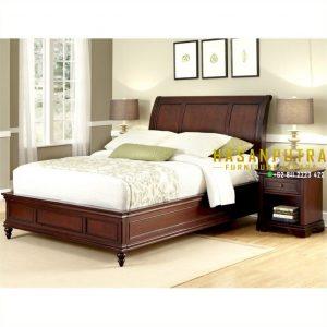Tempat Tidur Minimalis Pia