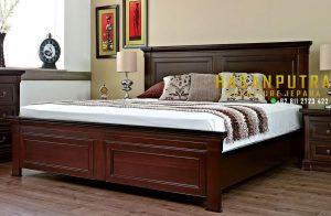 Tempat Tidur Minimalis Aria